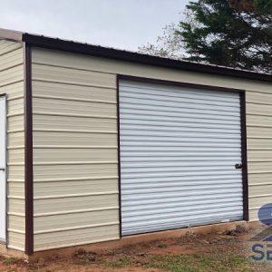 20x30x9-Side-Entry-Steel-Garage-Building