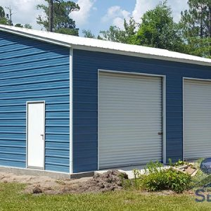 Select-Steel-building-blue-side-entry
