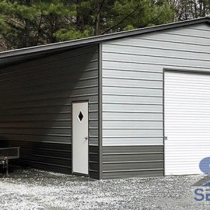 Single-car-garage-with-lean-to